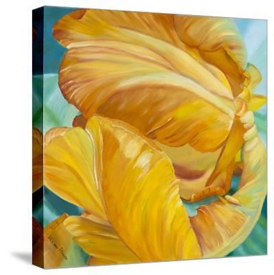 Tenderness-Lily Van Bienen-Stretched Canvas Print