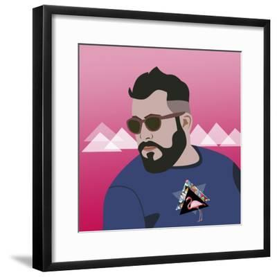 Cute-Mark Ashkenazi-Framed Giclee Print