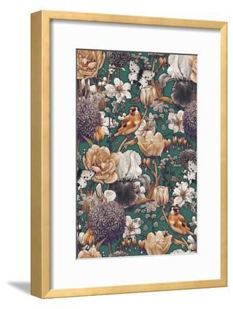 Spring Pattern-Maria Rytova-Framed Giclee Print