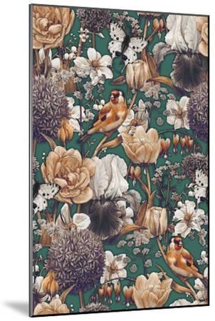 Spring Pattern-Maria Rytova-Mounted Giclee Print