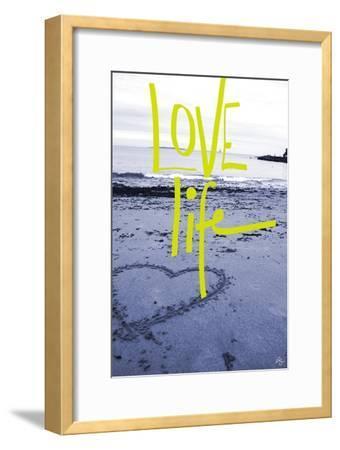 Love life-Kimberly Glover-Framed Giclee Print