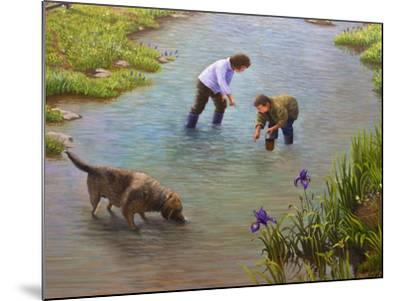 Treasured Memories 5-Kevin Dodds-Mounted Giclee Print