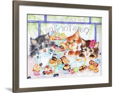 Sugar Lumps-Karen Middleton-Framed Giclee Print