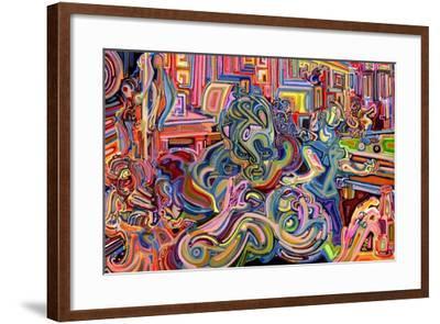 Modern Diplomacy-Josh Byer-Framed Giclee Print