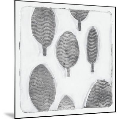 Silver Xmas-Maria Pietri Lalor-Mounted Giclee Print