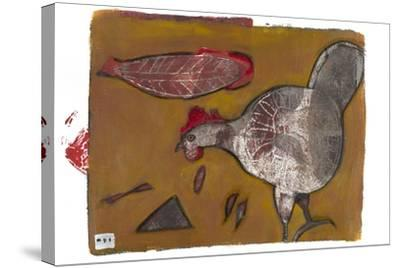 Bug Catcher 9-Maria Pietri Lalor-Stretched Canvas Print