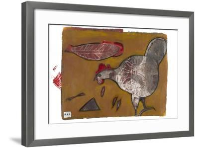 Bug Catcher 9-Maria Pietri Lalor-Framed Giclee Print