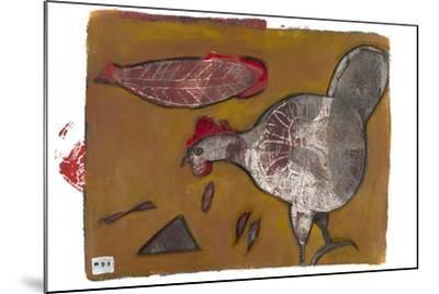 Bug Catcher 9-Maria Pietri Lalor-Mounted Giclee Print