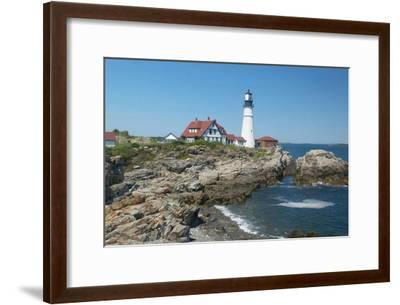 Portland Maine-Karen Williams-Framed Giclee Print