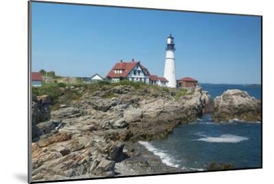 Portland Maine-Karen Williams-Mounted Giclee Print