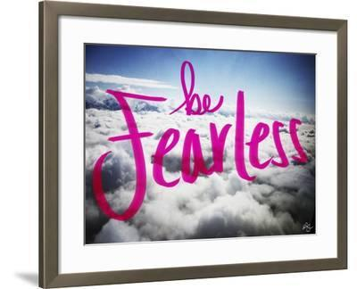 Be Fearless-Kimberly Glover-Framed Giclee Print