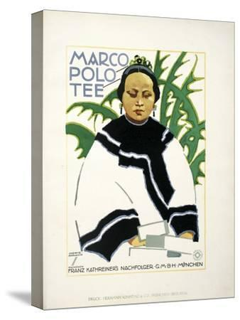 Marco Polo Plant-Marcus Jules-Stretched Canvas Print