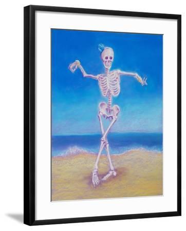 Skelly Dancer I-Marie Marfia-Framed Giclee Print