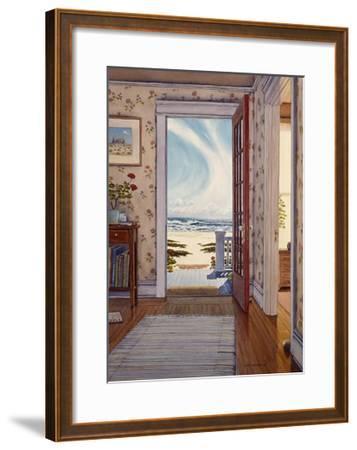 The Rainbow Rug-Lee Mothes-Framed Giclee Print