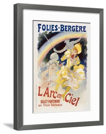 Folies Bergere-Marcus Jules-Framed Giclee Print
