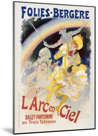 Folies Bergere-Marcus Jules-Mounted Giclee Print