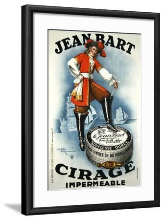 Jean Bart Impermeable Cirage-Marcus Jules-Framed Giclee Print