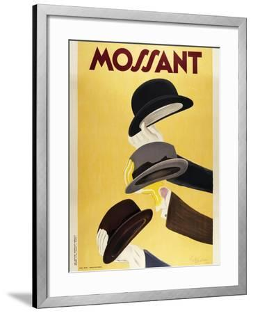 Mossant-Marcus Jules-Framed Giclee Print