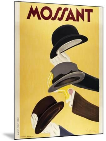 Mossant-Marcus Jules-Mounted Giclee Print
