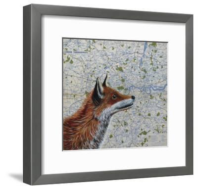 Mr. Fox-Jane Wilson-Framed Giclee Print