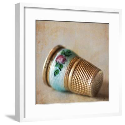 Heirloom Thimble-Jessica Rogers-Framed Giclee Print