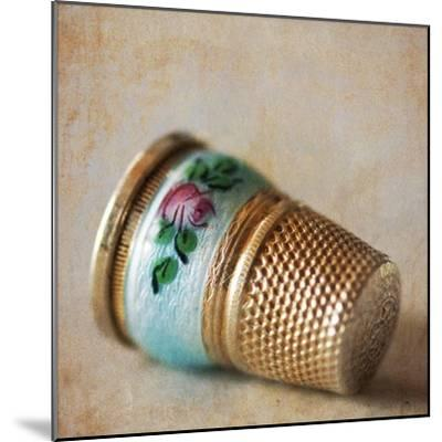 Heirloom Thimble-Jessica Rogers-Mounted Giclee Print