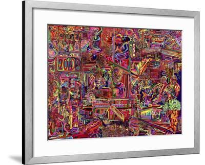 Millions Served-Josh Byer-Framed Giclee Print
