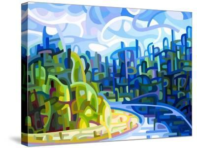 July Progression-Mandy Budan-Stretched Canvas Print