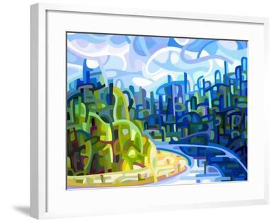 July Progression-Mandy Budan-Framed Giclee Print
