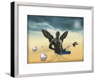 Desert-Mark Ashkenazi-Framed Giclee Print