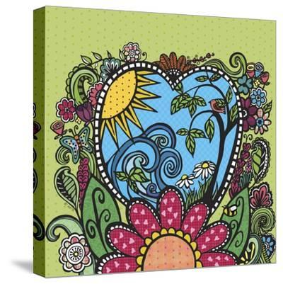 Every Good and Perfect Gift-Leslie Wing-Stretched Canvas Print