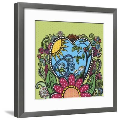 Every Good and Perfect Gift-Leslie Wing-Framed Giclee Print
