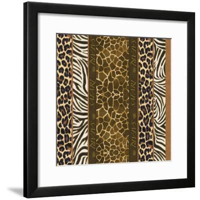 Safari-Maria Trad-Framed Giclee Print