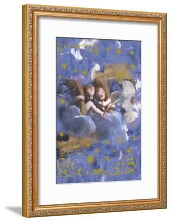 Cach03-Maria Trad-Framed Giclee Print