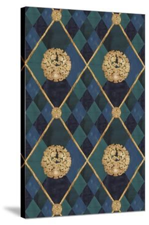 Noble Arlequin-Maria Trad-Stretched Canvas Print