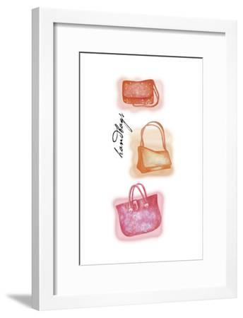 Handbags 2-Maria Trad-Framed Premium Giclee Print