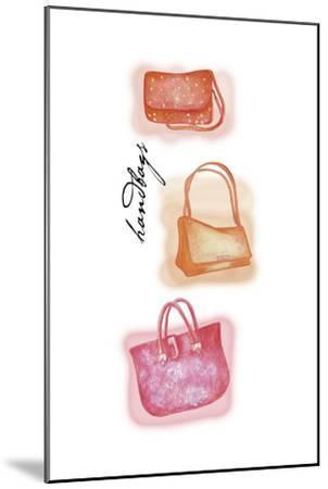 Handbags 2-Maria Trad-Mounted Premium Giclee Print