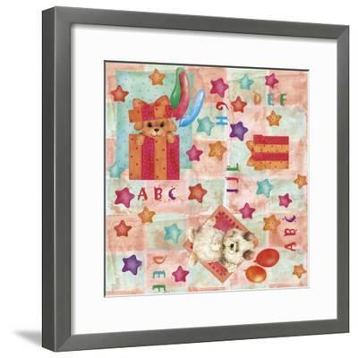 Surprise-Maria Trad-Framed Giclee Print