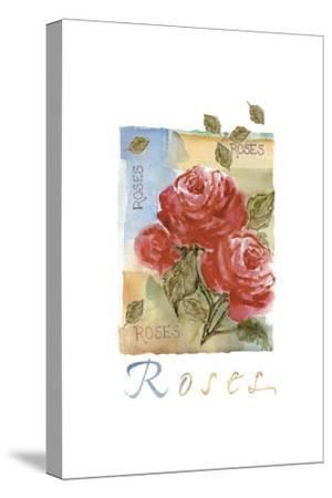 Rosal-Maria Trad-Stretched Canvas Print