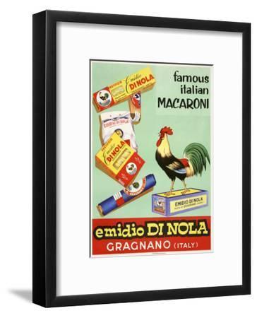 Emidio di Nola-Marcus Jules-Framed Giclee Print