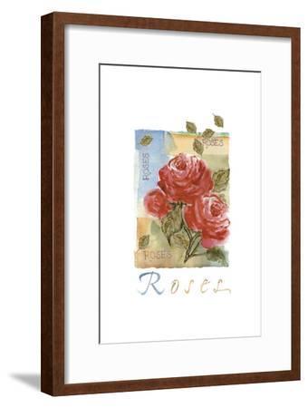 Rosal-Maria Trad-Framed Premium Giclee Print