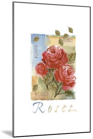 Rosal-Maria Trad-Mounted Premium Giclee Print