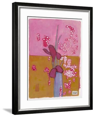 Angel Hair 4-Maria Pietri Lalor-Framed Giclee Print