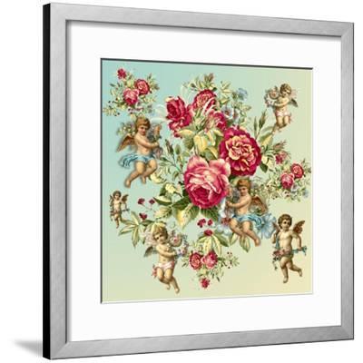Roses 2-Mark Ashkenazi-Framed Giclee Print