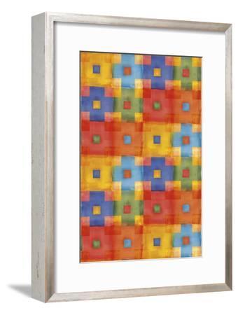 Boys Colors 02-Maria Trad-Framed Giclee Print