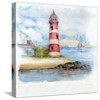 Farol-Maria Trad-Stretched Canvas Print