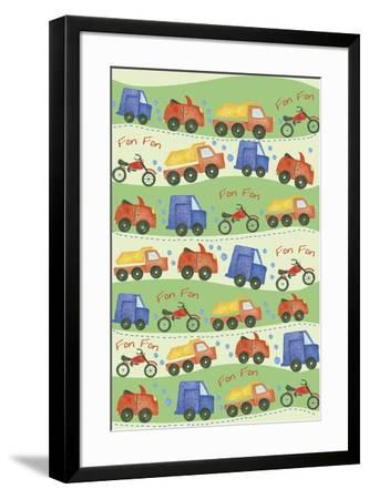 Fonfon-Maria Trad-Framed Giclee Print
