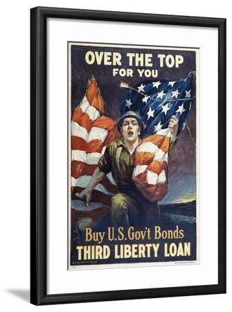 Over the Top-Marcus Jules-Framed Giclee Print