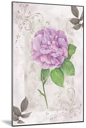 Rose 2-Maria Trad-Mounted Giclee Print