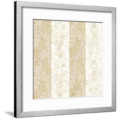Hidrangea Back-Maria Trad-Framed Giclee Print